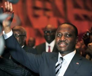 Guillaume Kigbafory Soro président de l'Assemblée Nationale de Côte d'Ivoire (Ph: Dr)