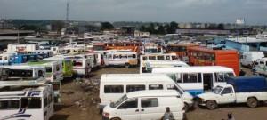 Le désordre est la chose la mieux partagée dans le transport urbain à Abidjan (Ph: Dr)