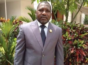 Sidiki KonatéSecrétaire General Adjoint (S.G.A) chargé des Relations avec les Syndicats, la Société Civile et le Monde Associatif (Ph: Dr)