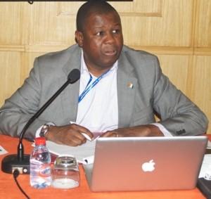 Le Directeur Général des Ivoiriens de l'extérieur, Issiaka Konaté (Photo d'archives)