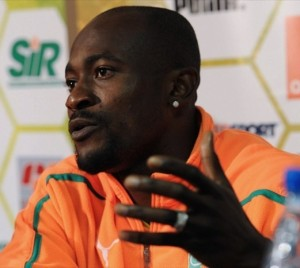 Didier Zokora dit Maestro, signe son grand retour au sein des Eléphants, après en avoir été écarté des mois avant.