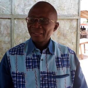 N'dri Eugène, président du comité local de Toumodi (Ph :Dr)