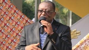 ezaley Georges maire de Grand-Bassam