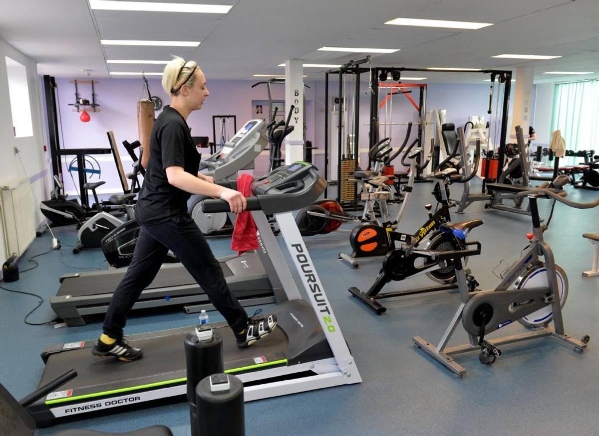 Pour Les Salles De Sport A Limoges Ce N Est Pas La Grande Forme En Confinement Limoges 87000