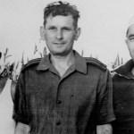 На фото: Юрій Гагарін, Іван Макогон, Андріян Ніколаєв. 1963