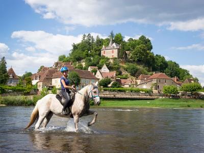 Limeuil, l'un des plus beaux villages de France