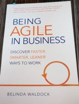 Lectuur - Being Agile in Business
