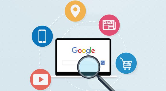 évolution google recherche