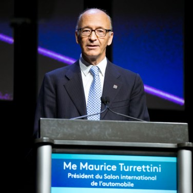 salon de l'auto geneve 2017 Maurice Turrettini