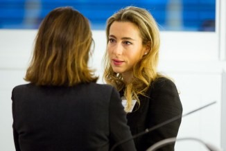 Reportage Photo Geneve Metropole CWF Marie-Noelle Zen-Ruffinen Portrait