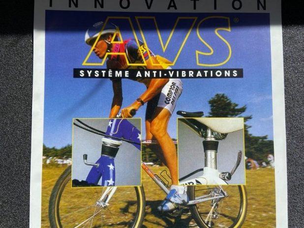 Suspension AVS
