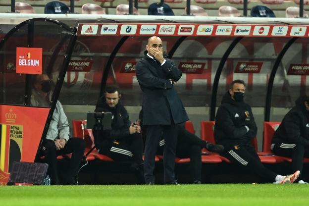 Roberto Martinez est le sélectionneur de la Belgique depuis 2016. (J.Jacobs /Presse Sports)