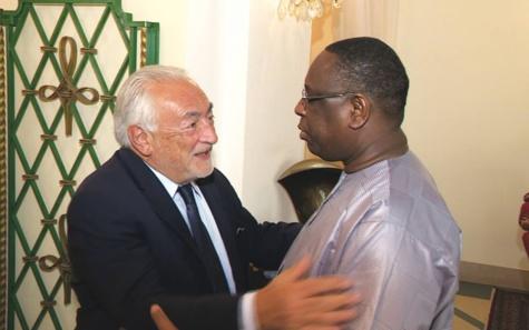 """Macky """"réhabilite"""" DSK: L'ancien patron du FMI devient consultant pour l'Etat du Sénégal"""