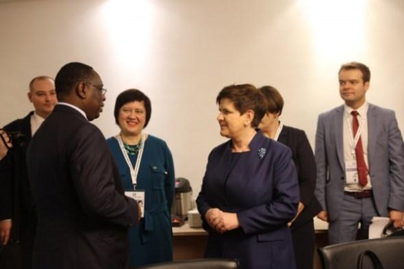 PHOTOS - Le président de la République a pris part à la clôture du cinquième Sommet Union africaine-Union européenne, à Abidjan.