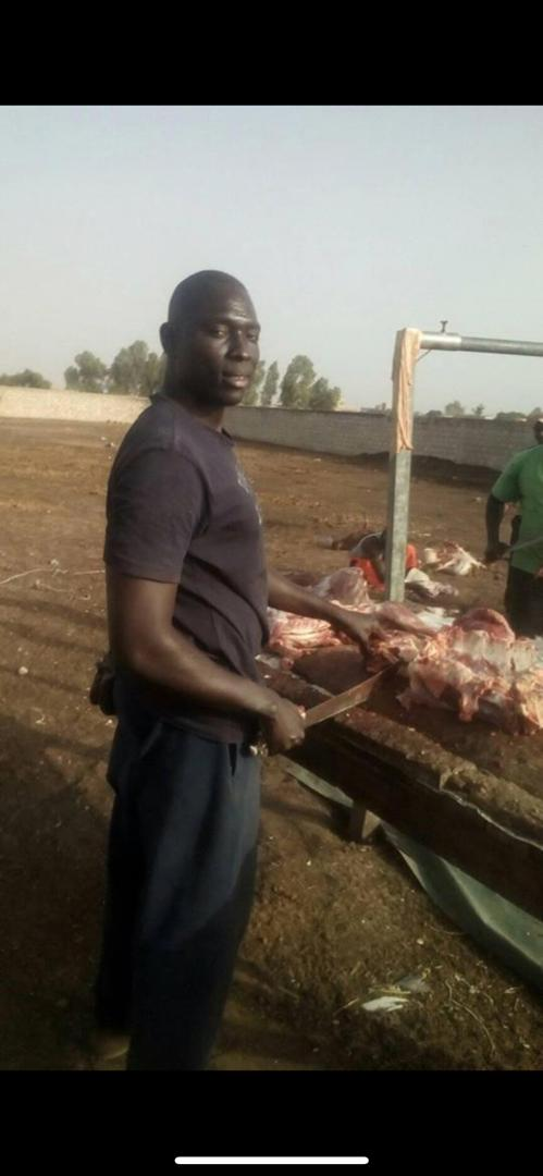 Les Thiantacones encore endeuillés...Elhadj Ndiaye, le boucher attitré du défunt Cheikh Béthio, est décédé