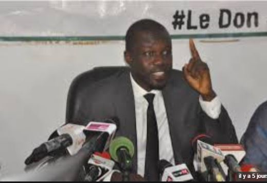 Révélations de BBC: Ousmane Sonko prône la saisine des juridictions internationales