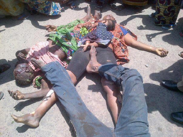 Photos De Lexplosion Dun Dpt De Munition A Brazzaville