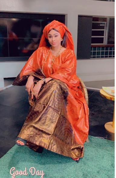 Photos - Cette ex-miss Sénégal pose dans différents styles, regardez !