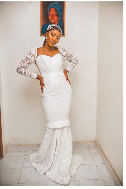 La petite sœur du chanteur et acteur dans la série MHM, Admow, s'est mariée (Photos)