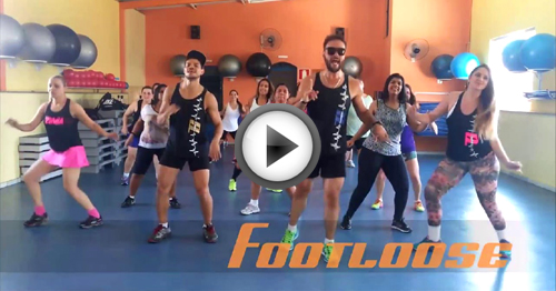 zumba footloose