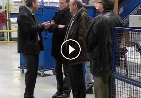 Le Relais Soissons : Yves Détraigne, Sénateur Marne