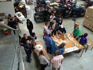 Le Relais Soissons : conseil administration juin 2015