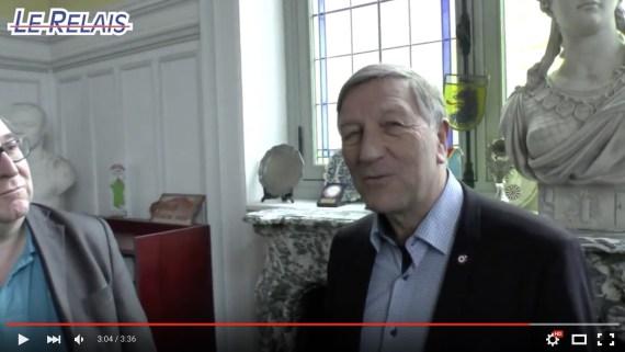 Le Relais Soissons : interview Jacques Krabal