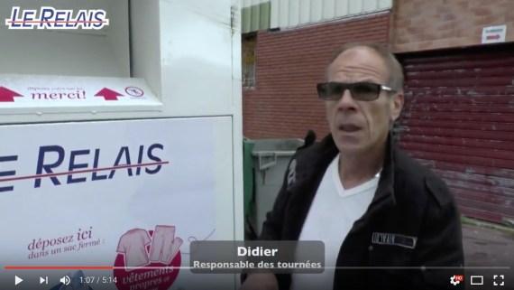 Le Relais Soissons : pose conteneurs à AULNAY SOUS BOIS