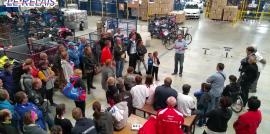 Le Relais du Plateau 2016 : remise des prix