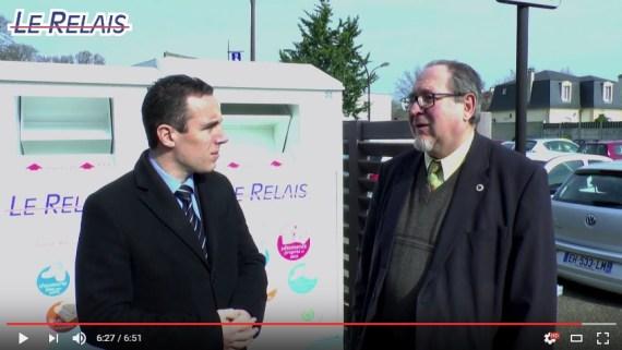 Pierre Yves MARTIN : Interview Le Relais