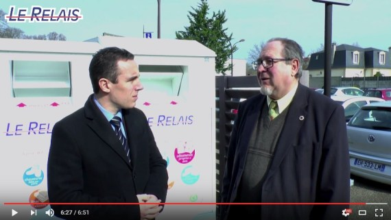Pierre Yves MARTIN : Interview Le Relais