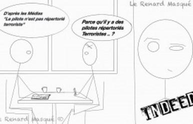 #PhrasesInsensées-#CrashA380 Andreas Lubitz