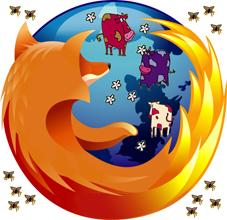Jeu de mot spécial G€€k. Mow-zilla Firefox (Etbougekobe).