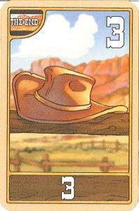Il est beau mon chapeau et surtout, il vaut trois points.