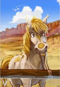 HiiiIIIIiii (oui je sais je fais bien le cheval)