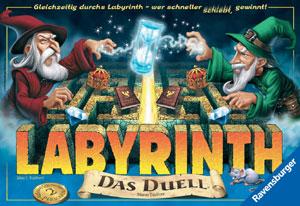 Labyrinthe, le duel.