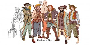 Caribbean Pirates
