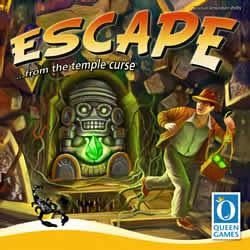 La boite de Escape la malédiction du temple