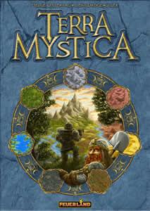 Terra mystica, la boite