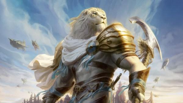 Maître instructeur Kumara en provenance d'Arcturus