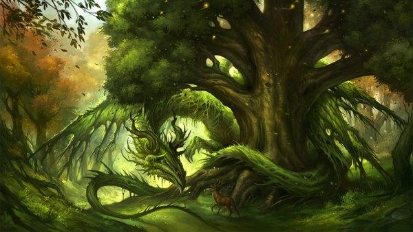 L'annonce de l'émergence des dragons sur Terre