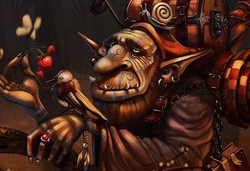 Le gnome ou être élémental de la Terre