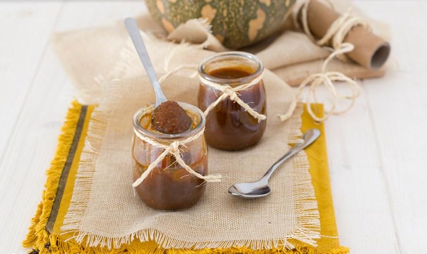 Confettura di zucca alla vaniglia