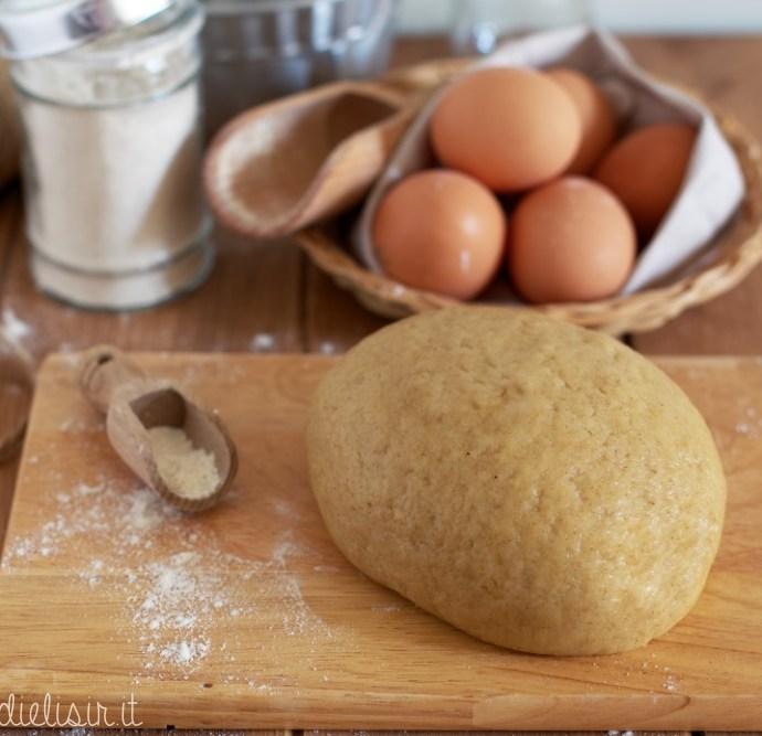 Pasta frolla classica ricetta infallibile
