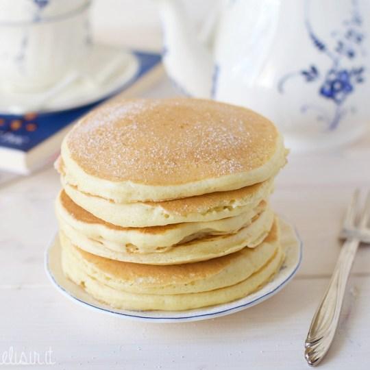 Pancakes americani classici e soffici