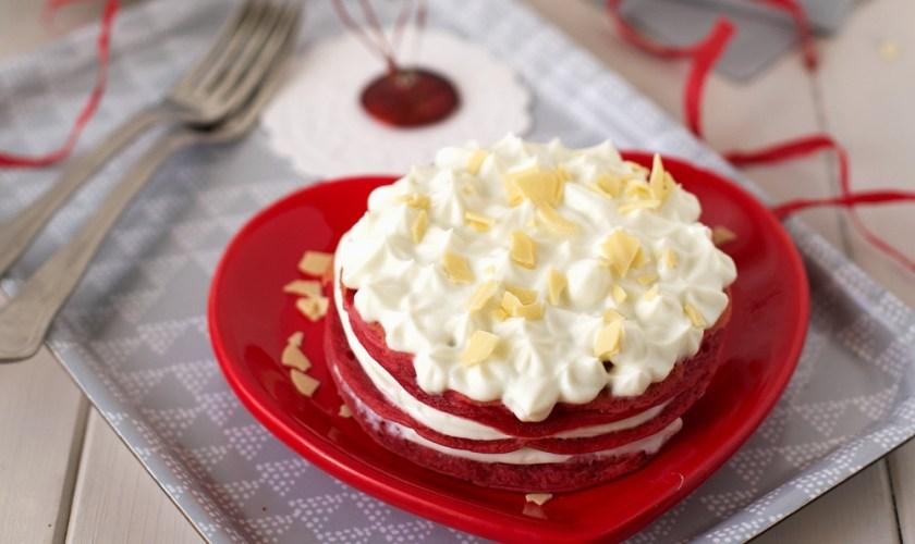 Pancakes San Valentino