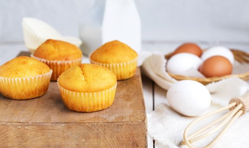 Ricetta base per muffin al latticello
