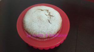 Torta all'acqua vegan senza nichel