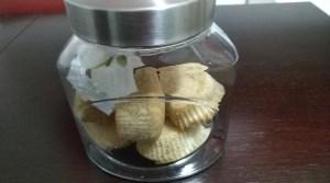 Muffin vegan senza nichel
