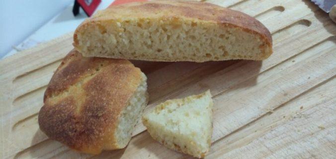 pizza pane con semola rimacinata